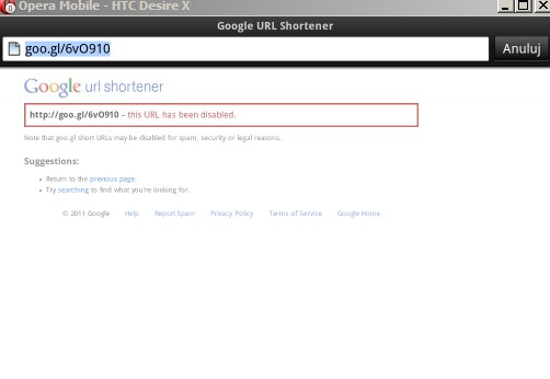 Jak wykryć potencjalny atak na stronie dzięki Webmaster Tools?