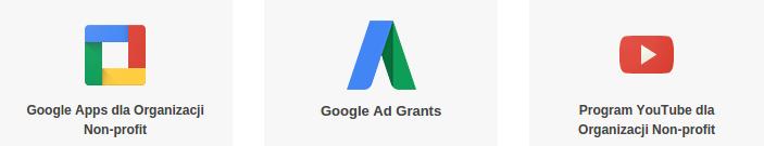 Google dla Organizacji Non-profit oferuje 10 tysięcy dolarów na Adwords