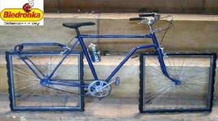 Sprzedam Wam kwadratowy rower