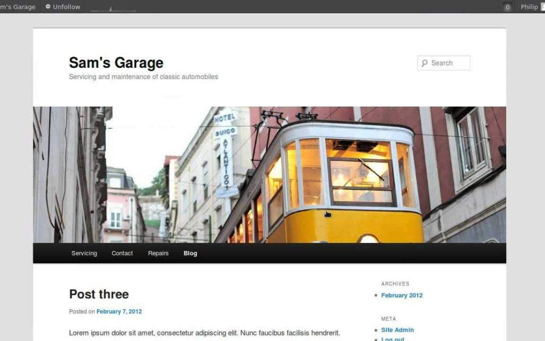 Jak wyświetlić na stronie głównej WordPressa posty z danej kategorii?