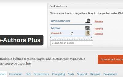 Jak dodać wielu autorów do wpisu i stron na WordPressie?