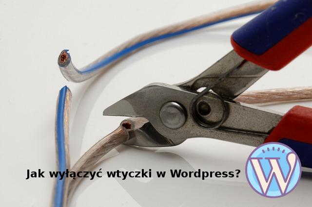 Jak w prosty sposób wyłączyć wtyczki w WordPressie?